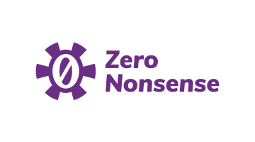 Logo for Zerononsense.com
