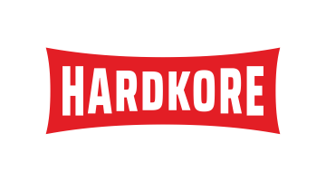 Logo for Hardkore.com