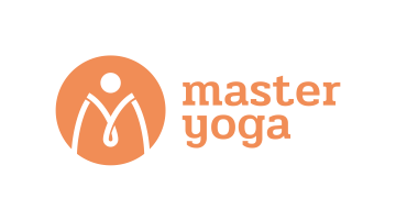 Logo for Masteryoga.com