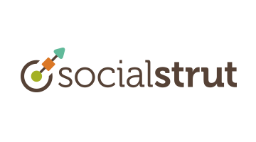 Logo for Socialstrut.com