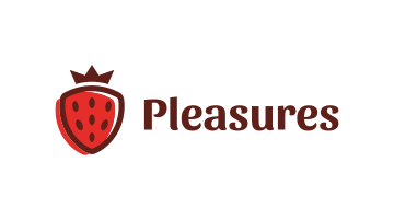 Logo for Pleasures.com