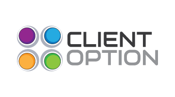 Logo for Clientoption.com