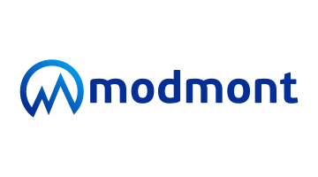 Logo for Modmont.com