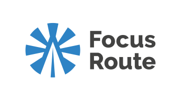 Logo for Focusroute.com