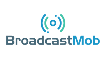 Logo for Broadcastmob.com