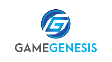 Logo for Gamegenesis.com