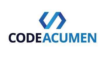 Logo for Codeacumen.com