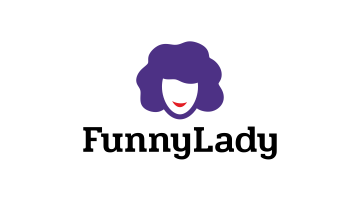 Logo for Funnylady.com