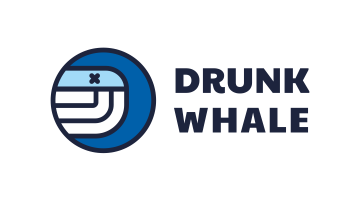 Logo for Drunkwhale.com