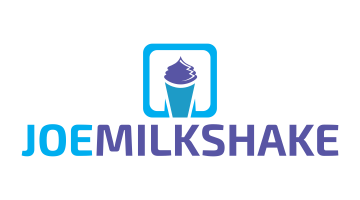 Logo for Joemilkshake.com