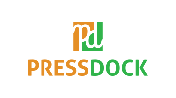 Logo for Pressdock.com