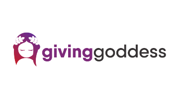 Logo for Givinggoddess.com