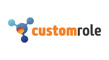 Logo for Customrole.com