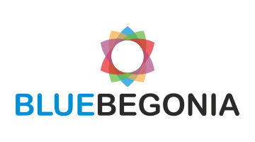 Logo for Bluebegonia.com