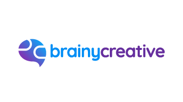 Logo for Brainycreative.com