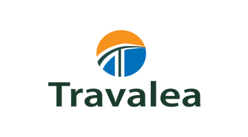 Logo for Travalea.com