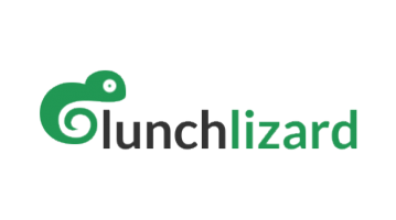 Logo for Lunchlizard.com
