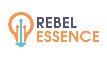 Logo for Rebelessence.com