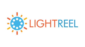 Logo for Lightreel.com