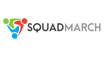 Logo for Squadmarch.com