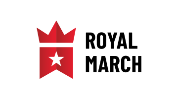 Logo for Royalmarch.com