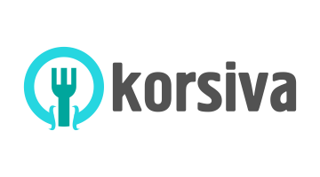 Logo for Korsiva.com