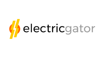 Logo for Electricgator.com