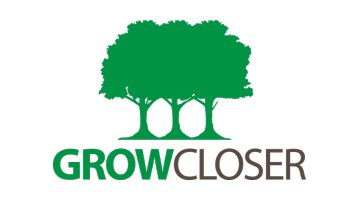 Logo for Growcloser.com