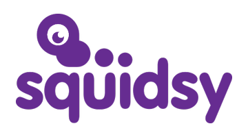 Logo for Squidsy.com