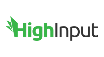 Logo for Highinput.com