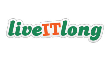 Logo for Liveitlong.com