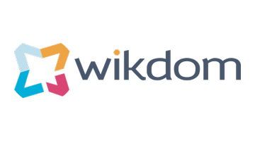 Logo for Wikdom.com