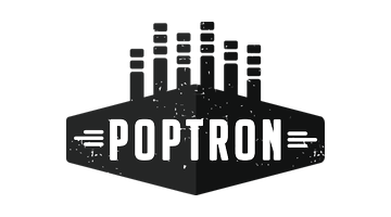 Logo for Poptron.com