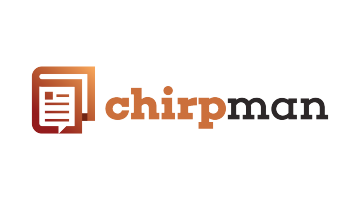 Logo for Chirpman.com