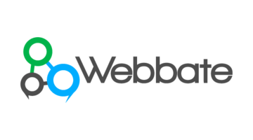 Logo for Webbate.com