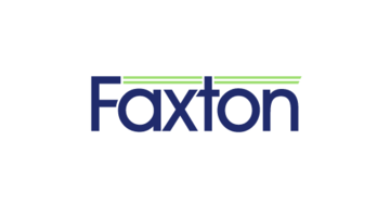 Logo for Faxton.com