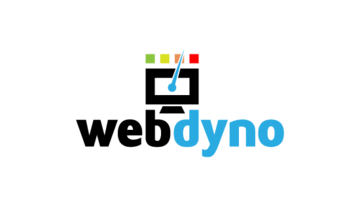 Logo for Webdyno.com