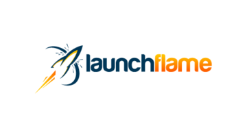 Logo for Launchflame.com
