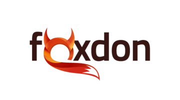 Logo for Foxdon.com