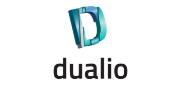 Logo for Dualio.com