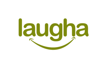 Logo for Laugha.com