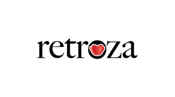 Logo for Retroza.com