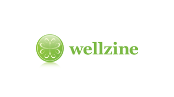Logo for Wellzine.com
