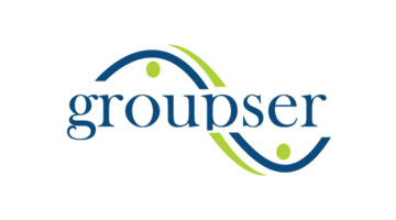 Logo for Groupser.com