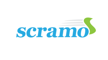 Logo for Scramo.com