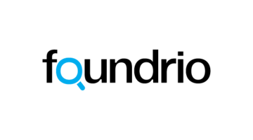 Logo for Foundrio.com