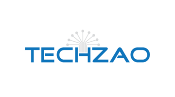 Logo for Techzao.com