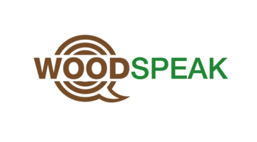 Logo for Woodspeak.com