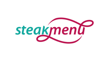 Logo for Steakmenu.com