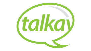 Logo for Talkay.com